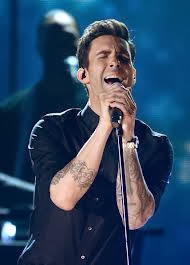The Adam Levine Experience! Celebrity English
