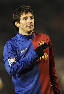 Foto Lionel Messi Barcelona
