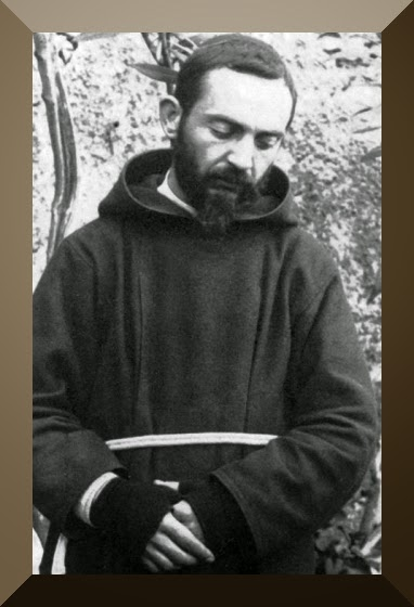 Saint Padre Pio of Pietrelcina