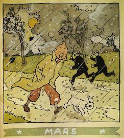 Calendari Tintin (Hergé 1944)