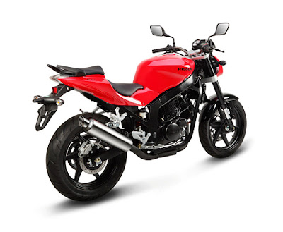 2012 Hyosung GT250 motorcycles