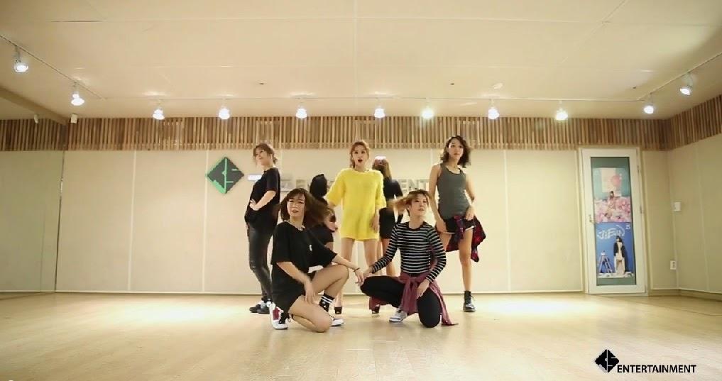 Song Ji Eun releases practice video for 'Beautiful 25′