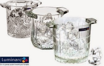 Buy Luminarc Ice Bucket Choose from 4 Options At Rs.399 : Buy To Earn