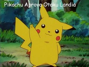 Pikachu Aprova o Blog