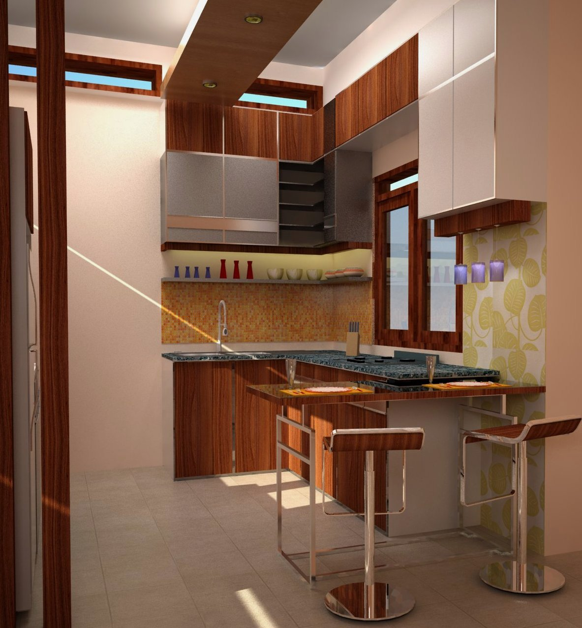 Design Interior Apartemen Green Bay Pluit Modern Home