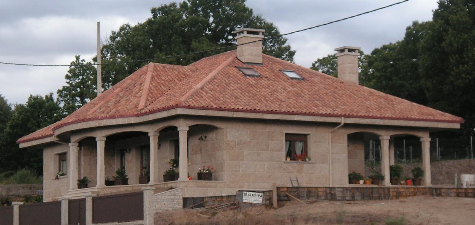 Casas americanas casas de piedra - Casas de piedra gallegas ...