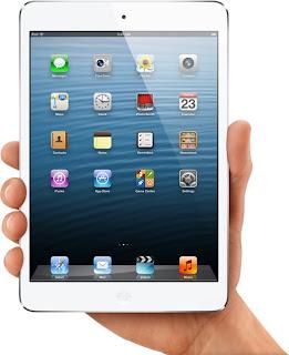 Shopping Application on your iPad Mini