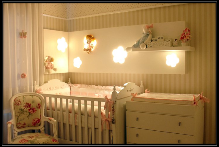 De tudo um pouco  por Anita Luna Inspiração para Quartos de Bebê