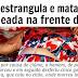 Marido estrangula e mata mulher esfaqueada na frente de filha de 10 anos em Rio Branco
