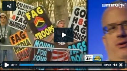 ABC uses footage of Westboro to attack Mozilla CEO, List of  Media Lies,  Dishonesty & Failures