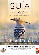 Presentación Guía Aves Dehesa Navalvillar