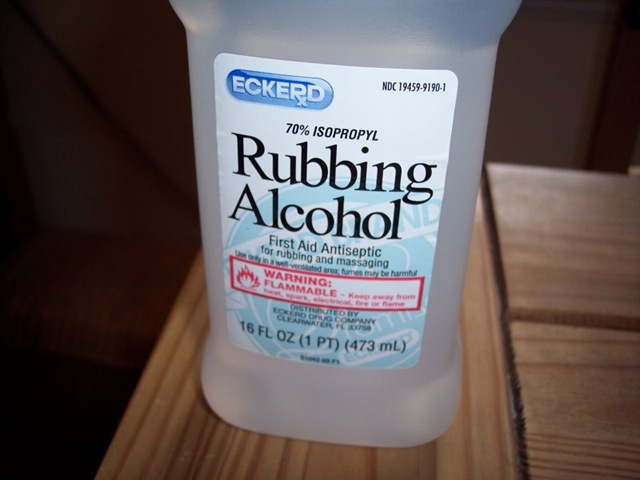 What To Do If You Drink Rubbing Alcohol
