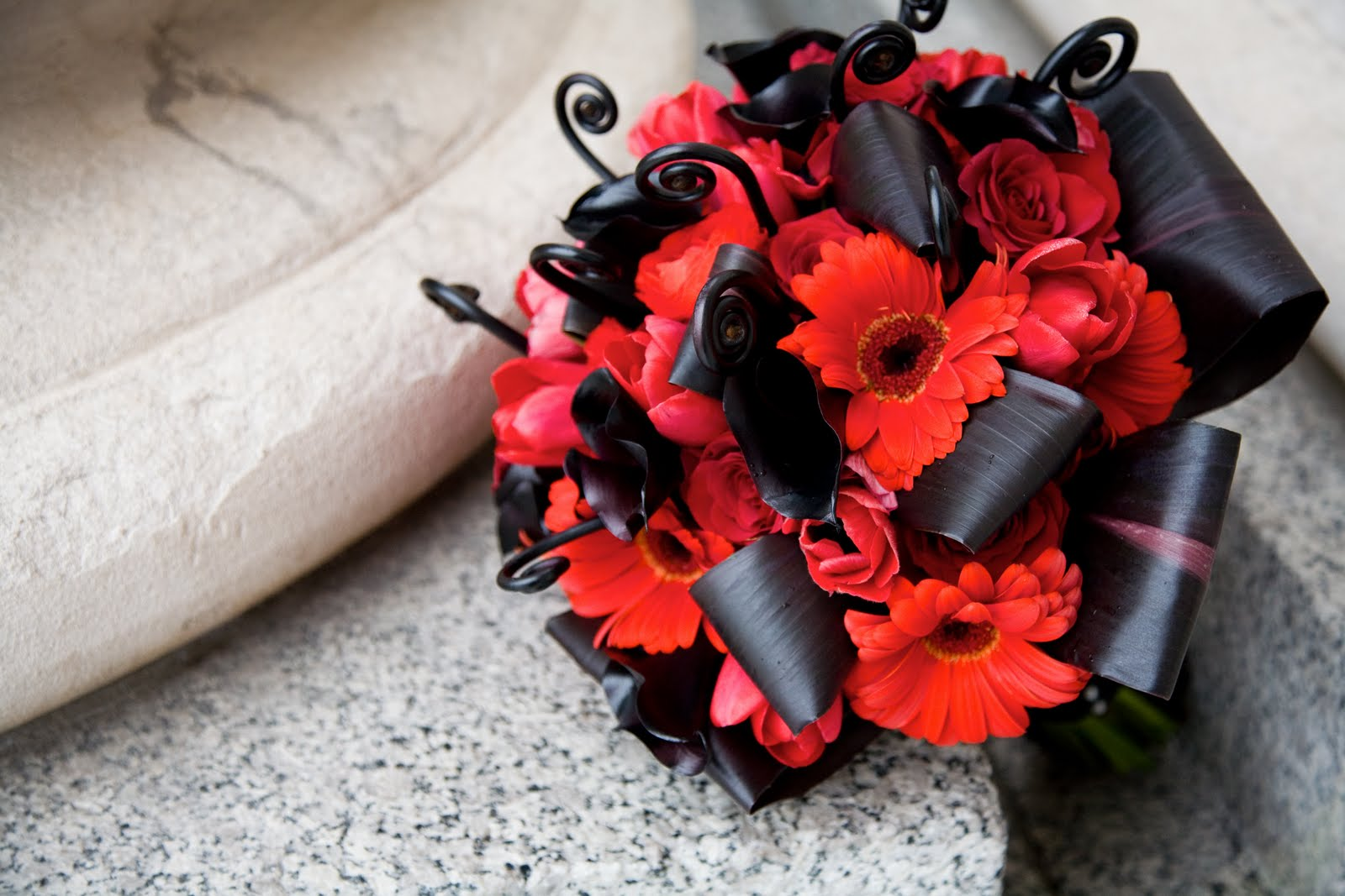 Calie Rose Kristi Jakes Wedding Flowers