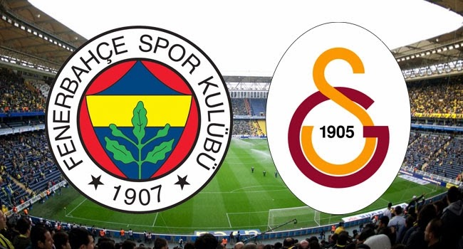 Kadıköy'de dev derbi Fenerbahçe-Galatasaray Şifresiz İzle