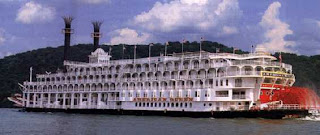 American Queen Steamboat Company's American Queen Emerges From Refit