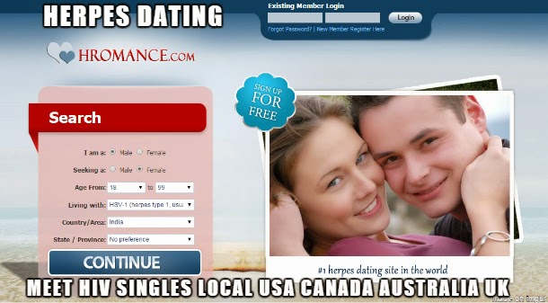 One of the largest dating site for singles with herpes,HPV,HIV or other STD 2