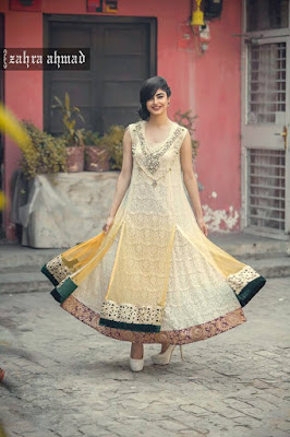 New Designs Of Trendy Frocks