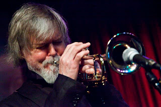 Musician Tom Harrell has schizophrenia