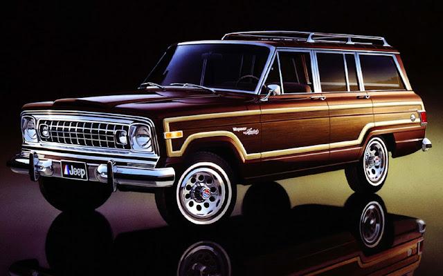ジープ・ワゴニア | Jeep Wagoneer (The AMC years) (1970-85)