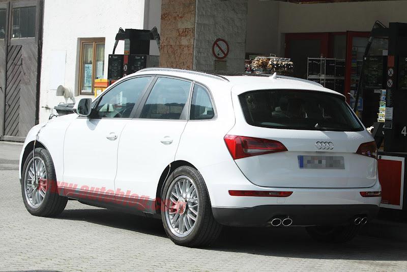 Spy Photos: Audi Q5 S