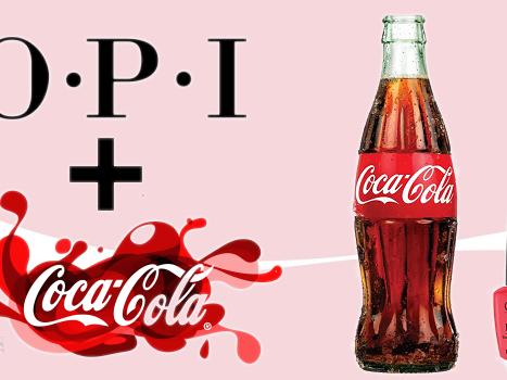 OPI + Coca-Cola