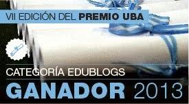 PREMIO UBA - 2013