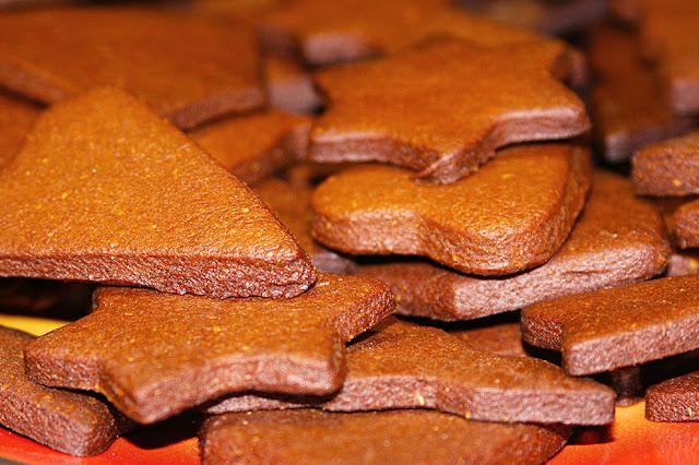 перечное печенье, пипаркукас