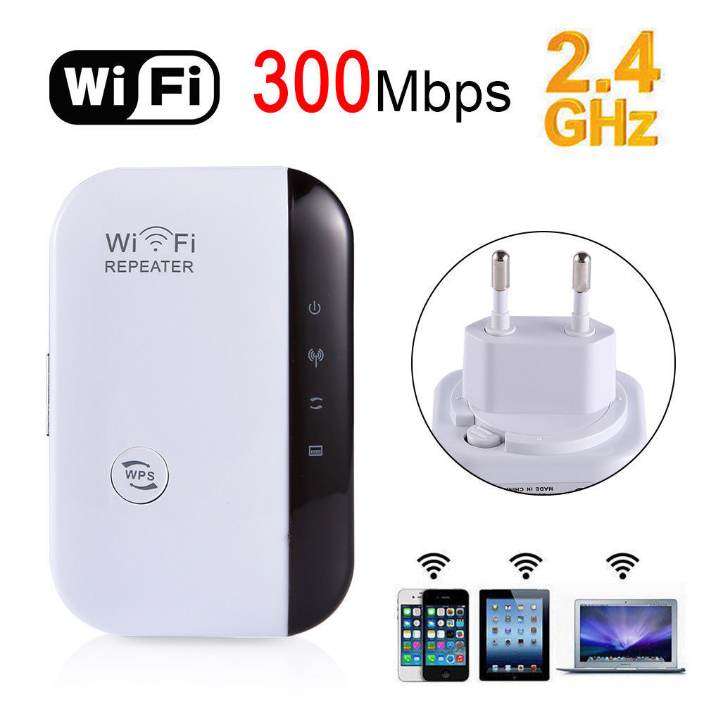 300M Wireless-N Wifi Repeater ,2.4G