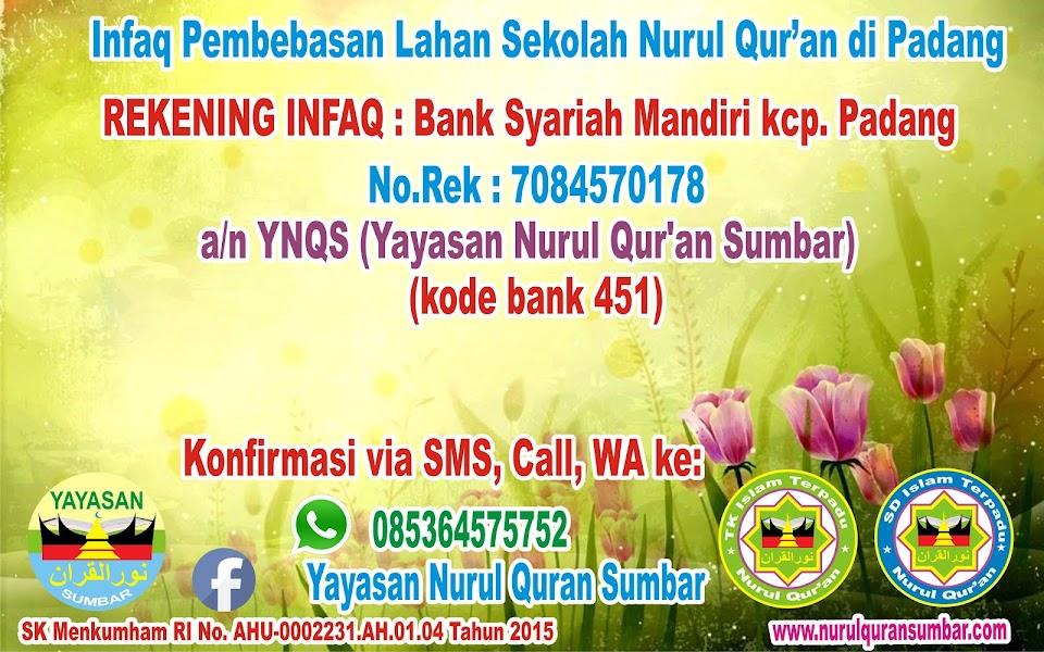 Yayasan Nurul Qur'an Sumbar