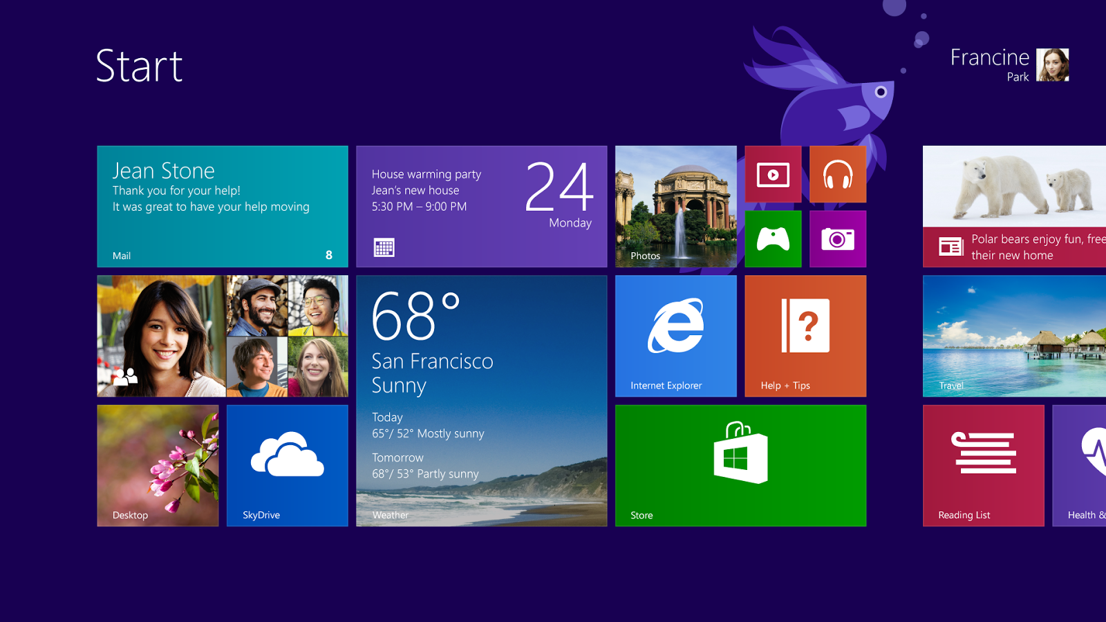 Windows 8 1 Operating system free from Microsoft