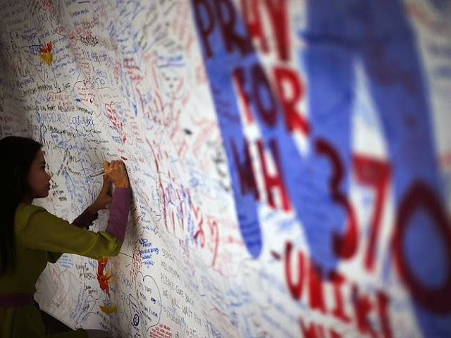 Puisi Untuk MH370