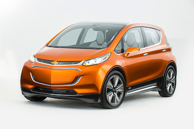 GM Integrates LG Corp. Technology Into 2017 Chevrolet Bolt