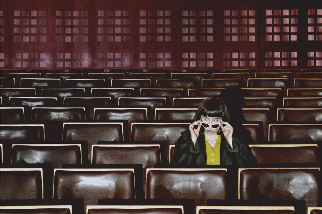 nuncalosabre.Self-portraits | ©Mariell Amélie