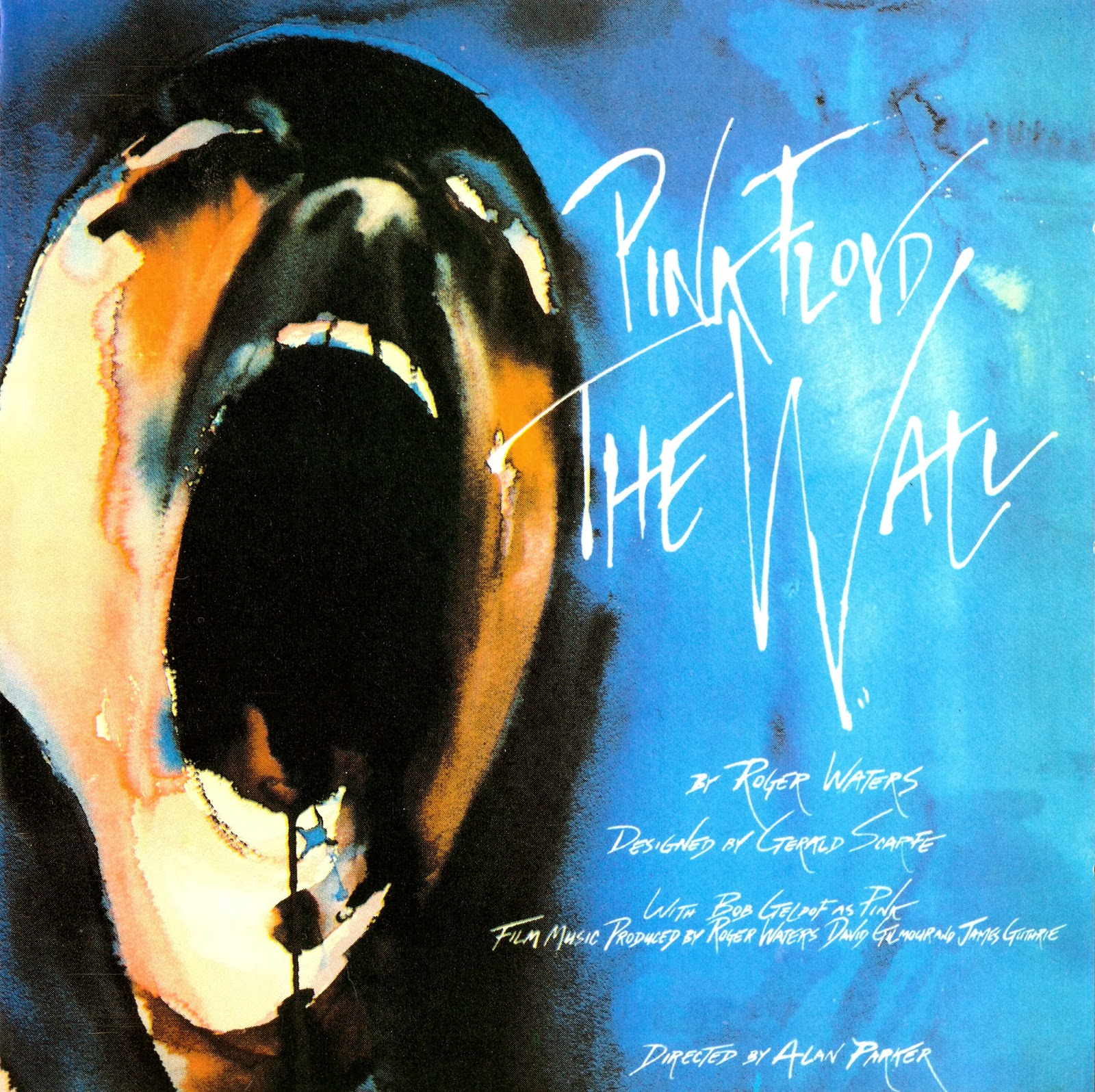 pink floyd the wall the soundtrack of the motion picture