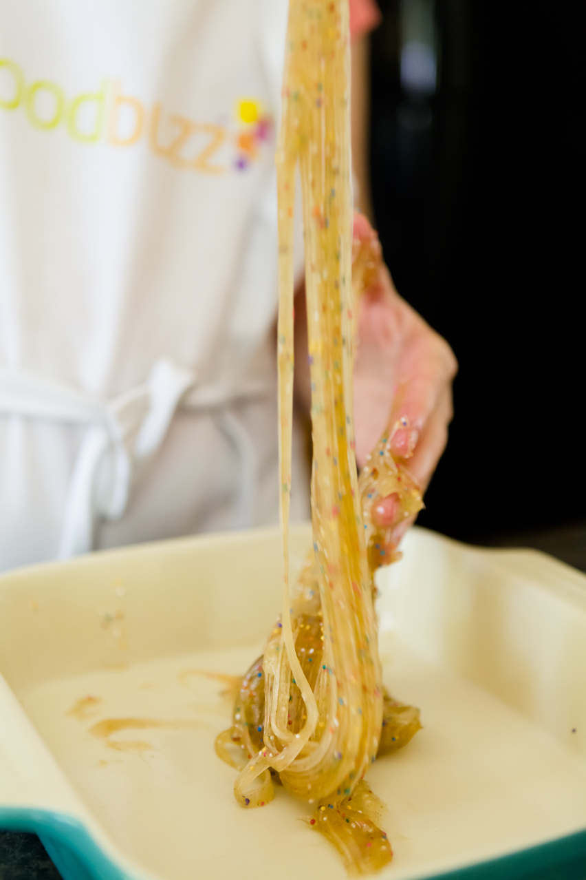 Homemade Salt Water Taffy in One Hour – Funfetti Taffy | Cupcake ...
