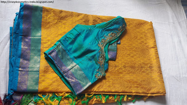 Kancheepuram Engagement Silk Saree-Wedding Silk sarees collection-wedding sarees for Indian brides