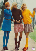 1970s Women Fashion Clothing
