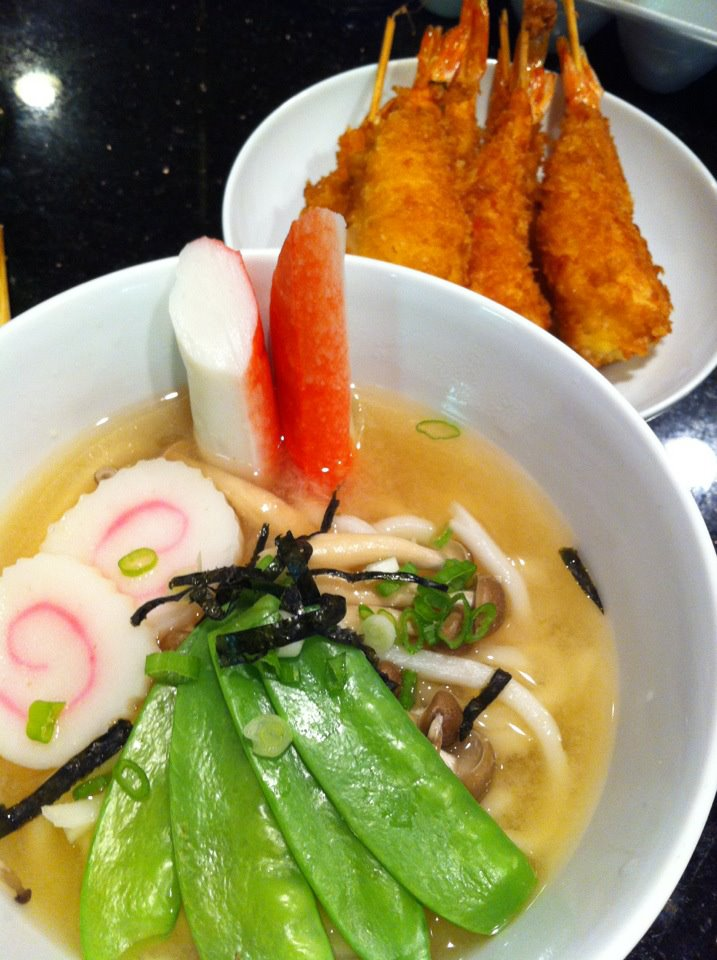 easy udon miso soup recipe serves 1 ingredients 1 tbsp