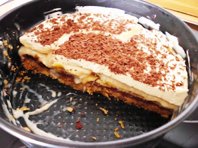 Banoffee Pie www.happyhealthymotivated.com