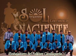 Orquesta Sol Naciente de Camilaca - Huasca Mas Huasca 2013