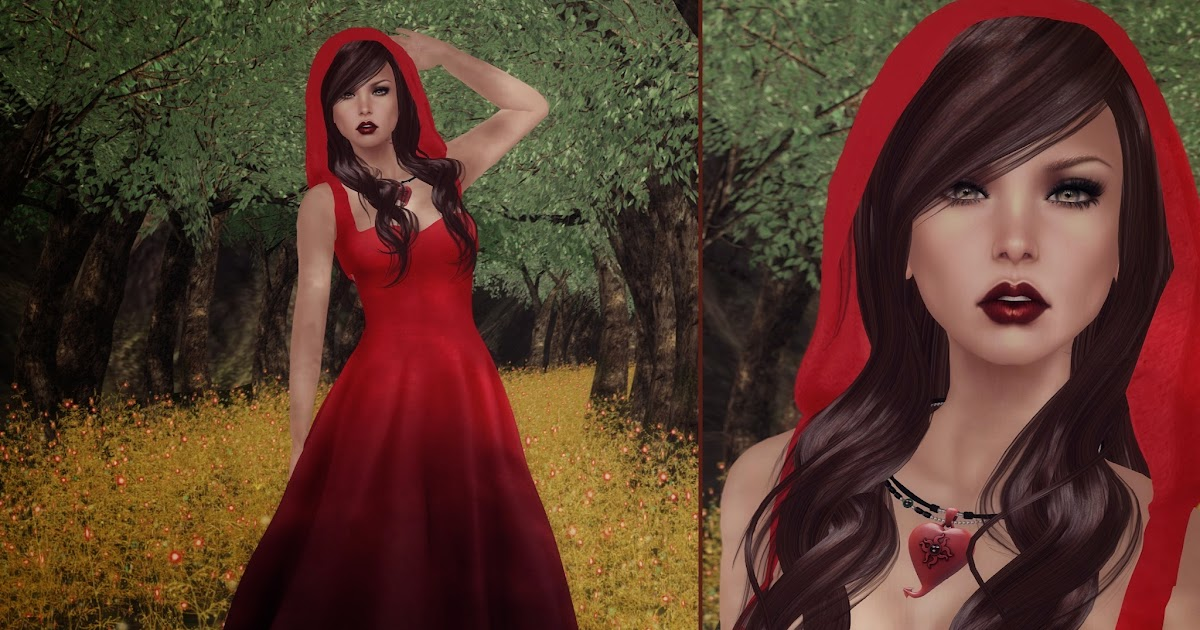 Sexyhorny red riding hood are