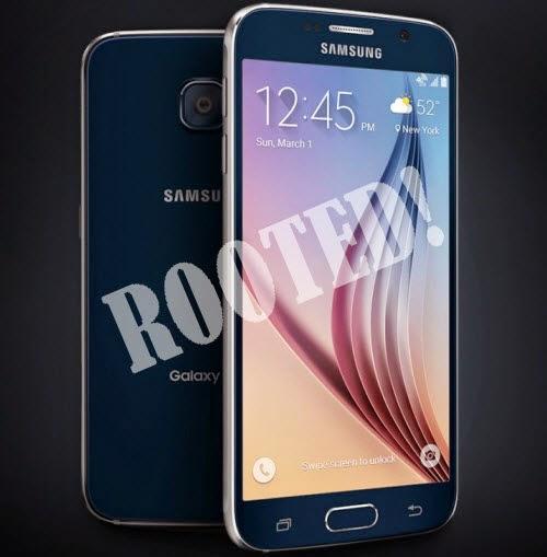 Root Samsung Galaxy S6 SM-G920F