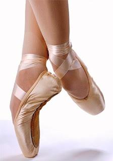 Model Sepatu Balet Anak Cantik dan Simpel