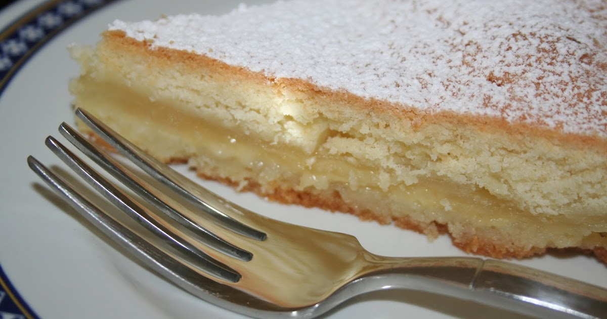 Tuscany In a nutshell: Pear cake - Gelosia di pere