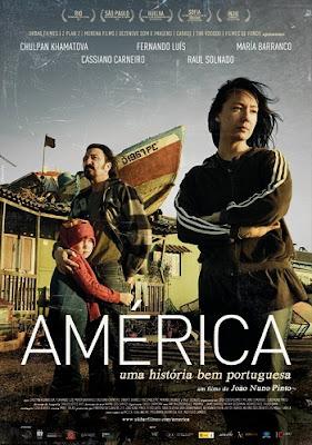 América (2010) DVDRip Mediafire