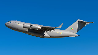boeing c17 globemaster iii indian air force, boeing c17 indian air force, indian air force