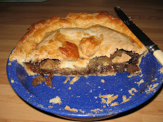 Mincemeat and Apple Pie