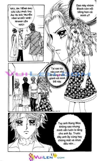 Chạm Mặt Thần Tượng chap 11 - Trang 17