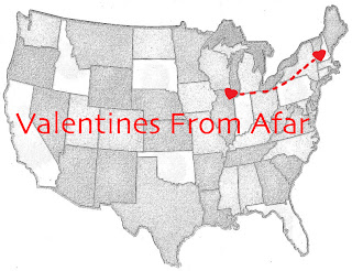long distance for dummies: valentines from afar