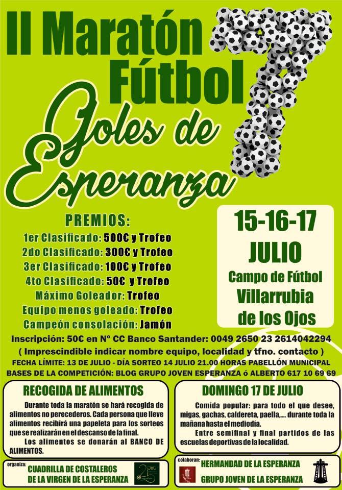 II Maratón Fútbol 7